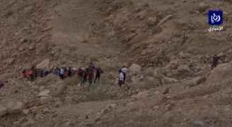 أحد أقارب الطفلة المفقودة سارة أبو سيدو لرؤيا: نرجو عدم تركنا للشائعات - فيديو