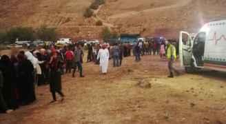 النيابة العامة تستمع لذوي ضحايا حادثة البحر الميت والمعنيين في المدرسة