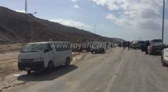 الدفاع المدني: لا زلنا نبحث عن مفقودين في البحر الميت - صور