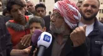 ذوو ضحايا حادثة البحر الميت يتجمعون أمام مركز الطب الشرعي بمستشفى البشير .. فيديو