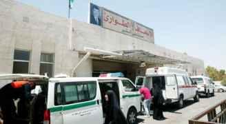 الطب الشرعي يتعرف على 18 جثة من ضحايا حادثة البحر الميت