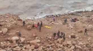ارتفاع عدد ضحايا حادثة البحر الميت إلى 21 وفاة و 35 إصابة (تحديث مستمر)
