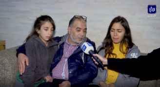 """والد الطفلة ساره أبو سيدو لـ """"رؤيا"""": الطب الشرعي يصر على أن الجثة المجهولة هي ابنتي - فيديو"""