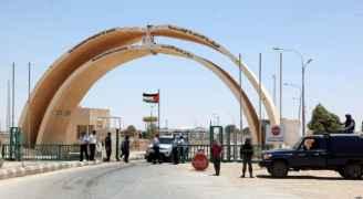 الأردن يغلق منفذ طريبيل الحدودي مع العراق لسوء الأحوال الجوية