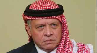 الملك يتلقى اتصالين هاتفيين من الرئيس العراقي ورئيس الوزراء العراقي
