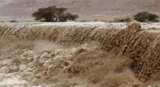 انهاء تسليك عبارات وازالة طمم سببتها السيول لمواقع في الاغوار الشمالية