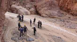 قرار لإحدى المدارس الخاصة يحول دون ارتفاع ضحايا حادثة البحر الميت