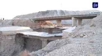وزير الأشغال: طرح عطاءات الأسبوع المقبل لإعادة تأهيل الجسور على طريق البحر الميت