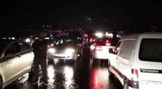 الأمن يعلن حالة الطرق حتى الساعة السابعة مساء