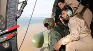 الجيش يصدر بياناً حول مداهمة السيول للعديد من المناطق - صور