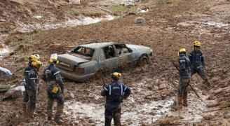 العراق يعرض على الأردن المساعدة في أزمة الفيضانات