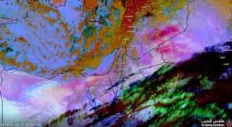 طقس العرب: موجات من الغبار قادمة من مصر نحو المملكة
