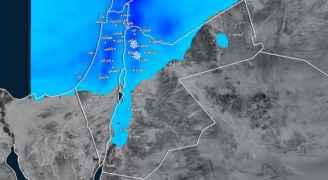 طقس العرب: منخفض جوي من الدرجة الثالثة مساء الثلاثاء .. وثلوج على ارتفاع 900 متر