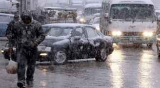 طقس العرب: توقع تساقط الثلوج فوق 1000م مع ساعات الليل