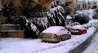 تعرف على سماكات الثلوج المُحتملة الأربعاء - صورة