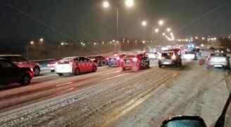 الأمن يعلن حالة الطرق حتى الساعة 9 مساء.. ويحذر المواطنين