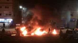 مقتل شخص بعيار ناري خلال أعمال شغب في عجلون
