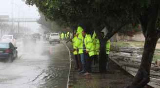 أمانة عمان تعلن حالة الطوارئ المتوسطة