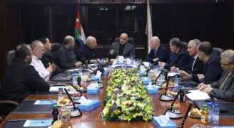 """مجلس ادارة """"تجارة عمان"""" ينهي اجتماعا طارئا بخصوص تداعيات المنخفض الأخير"""