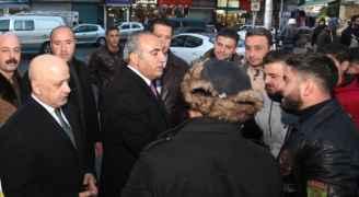 الحاج توفيق: قرار الأمانة بإعفاء تجار وسط البلد ليس مطلبنا الرئيسي
