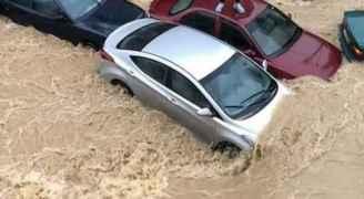 طقس العرب: زخات رعدية غزيرة تبدأ بعد ظهر الثلاثاء.. وتحذيرات من السيول