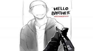 """""""اهلا أخي"""" كلمات هزت العالم.. نطقها الضحية الأول لمرتكب مذبحة مسجدي نيوزلندا"""