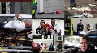 عراقية تبحث عن ابنها بين ضحايا مجزرة نيوزيلندا - فيديو