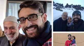 عائلة عليّان في الأردن تتلقى نبأ استشهاد ابنها عطا بمذبحة مسجدي نيوزيلندا