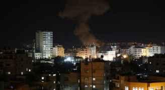 فشل التهدئة.. الاحتلال يشن سلسلة غارات على قطاع غزة والمقاومة ترد