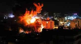 انقطاع التيار الكهربائي عن رفح جراء قصف الاحتلال