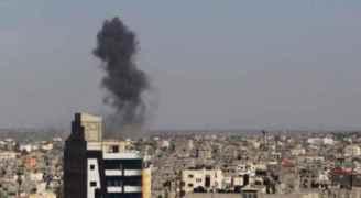 جرحى بقصف للاحتلال شمال قطاع غزة