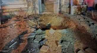 مقتل مستوطن وإصابة أكثر من 40 آخرين بصواريخ المقاومة الفلسطينية - صور