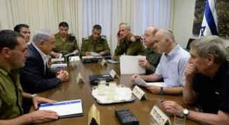 فشل مفاوضات الهدنة  والكابينت يجتمع لبحث التطورات في غزة