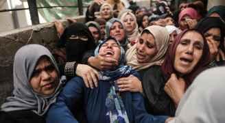 ارتفاع شهداء العدوان على غزة إلى 27