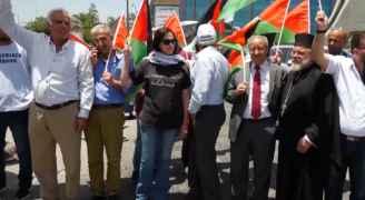 تظاهرات حاشدة في فلسطين تجدد تأكيدها على رفض ورشة المنامة.. فيديو