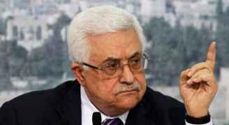عباس: حقوق الفلسطينيين ليست عقارات تباع وتشترى