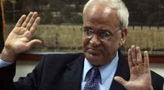 """عريقات يقول للفلسطينيين: افتخروا بأيقونة نضالكم """"الرئيس عباس"""".. فيديو"""
