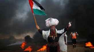 """غزة تصفع """"صفقة القرن"""" بجمعة """"فليسقط مؤتمر البحرين"""""""