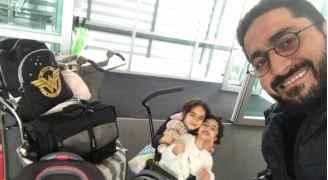 الطفلة الأردنية التي اصيبت بحادثة نيوزلندا الارهابية تغادر المستشفى - فيديو