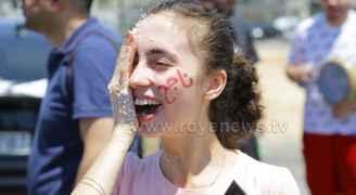أجواء احتفالات طلاب التوجيهي في عمّان.. صور وفيديو