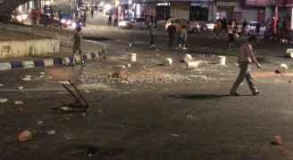 الأمن ينفي وفاة مواطن بغاز مسيل للدموع في الرمثا