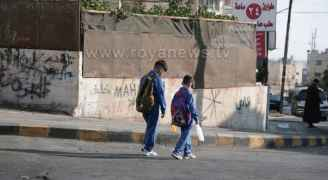 لليوم الثالث.. المعلمون يواصلون اضرابهم في المدارس الحكومية.. فيديو