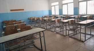 معلم يعتدي على زميله بسبب الإضراب في أحد مدارس الرصيفة