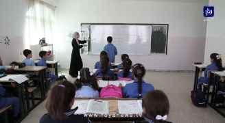 بالفيديو .. مدرسة خاصة تستقبل طلبة من المدارس الحكومية لتعويض ما فاتهم