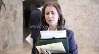 غنيمات: الحكومة تؤمن بأن نقابة المعلمين شريك لها.. فيديو