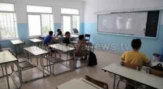 تصريح صحفي من الحكومة عن آخر تطورات إضراب المعلمين.. فيديو