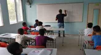 الدراسة تعود للمدارس في بعض مناطق المملكة.. صور