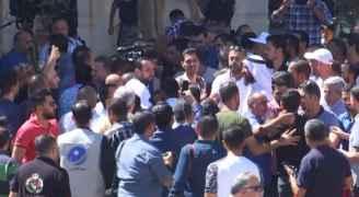 """""""حماية الصحفيين"""" يرفض الاعتداء على قناة رؤيا"""