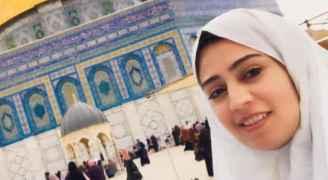 """الأسيرة  الأردنية """"اللبدي"""" تواصل إضرابها المفتوح عن الطعام لليوم 14"""