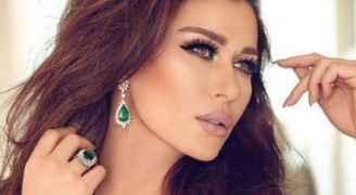 الممثلة اللبنانية نادين الراسي تصرخ: أنا جوعانة ومديونة ..فيديو